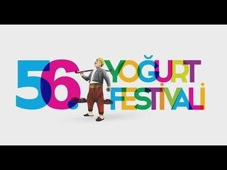 Silivri Belediyesi 56.Yoğurt Festivali (2017)