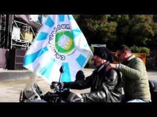 Gripin & Carnaval Turco - KüçükÇiftlik Park Backstage (30.10.2016)