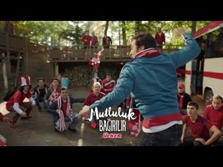 Sözeri - Ülker / Mutluluk Her Yerde Reklam