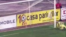 1-0 Ionuț Năstăsie Penalty Goal Romania  Cupa Romaniei  Round 5 - 24.10.2017 Arges Pitesti 1-0...