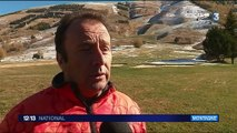 Climat : la neige toujours absente aux Deux-Alpes