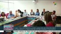 FARC y ELN reiteran compromiso de lograr la paz en Colombia