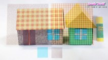 House (3D) | Origami diagrams, Origami easy, Paper crafts origami | 120x213