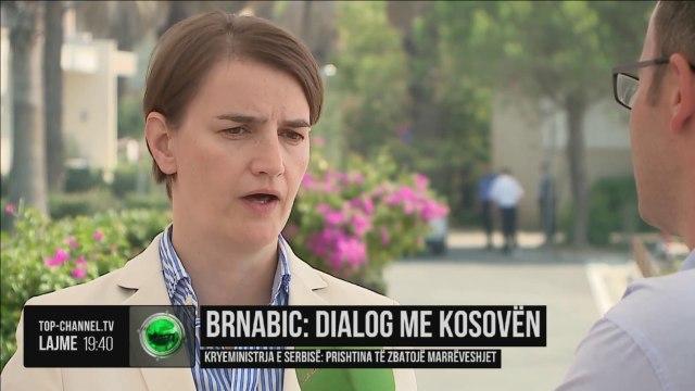 Edicioni Informativ, 26 Gusht 2017, Ora 19:30 - Top Channel Albania - News - Lajme