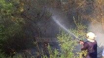 Laç, ushtria dhe zjarrfikësit vënë nën kontroll flakët - Top Channel Albania - News - Lajme