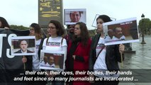 Reporters Without Borders denounce Egypt's Sisi visit to Paris