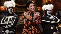 'SNL': How Tom Hanks' Character David S. Pumpkins Was Created | THR News