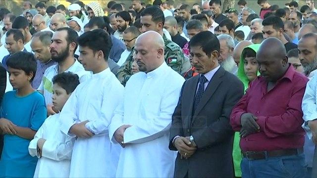 Myslimanët në mbarë botën festuan Kurban Bajramin  - Top Channel Albania - News - Lajme
