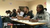 Lille : la faculté accueille des étudiants passés par la jungle de Calais