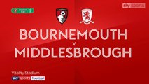 All Goals & highlights - Bournemouth 3-1 Middlesbrough - 24.10.2017 ᴴᴰ