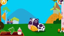 Baby Panda learn animals - Kids Game app - Animal Paradise - Join The Fun With Little Panda