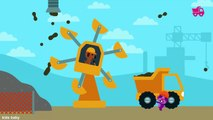Sago Mini Trucks and Diggers | Play & Learn Build Game for Toddler App by Sago Sago