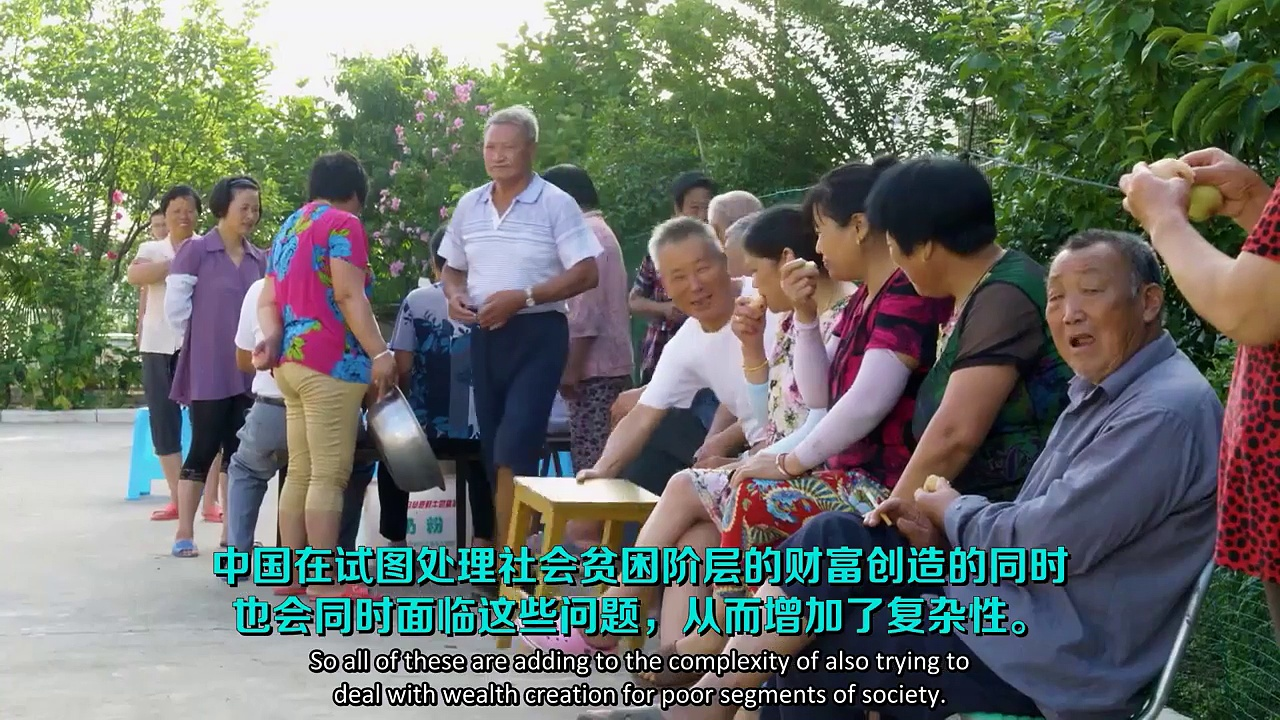 China welfare system-medical and education