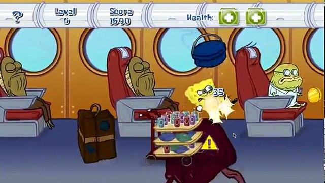 SpongeBob SquarePants: Bags Away! - Plankton Is Always Watching (Nickelodeon Games)