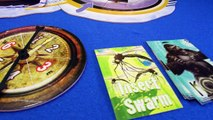 KING KONG Skull Island Board Game | King Kong Games for Kids Gameplay Video Opening