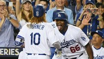World Series: Dodgers take Game 1 against Astros