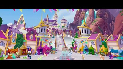 MY LITTLE PONY Le Film - Bande Annonce VF (Animation, 2017)