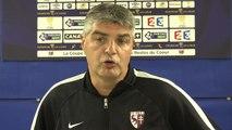 Metz - Red Star, la conférence de presse d'avant-match
