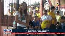 19 inmates sa Davao City Jail, sabay-sabay na ikinasal