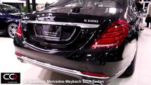 2017 Mercedes-Maybach S600 | Mercedes-Benz / Small Review