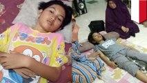 Sleeping beauty di Indonesia! Gadis ini tidur selama 13 hari - TomoNews
