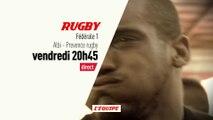 Rugby Fédérale 1 - Albi vs Provence Rugby : Rugby Fédérale 1 bande annonce