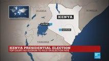 Julia Steers reports from Nairobi