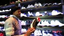 Andre Iguodala Sneaker Collection - A Sneak Peek In Andre Iguodalas Sneaker Room