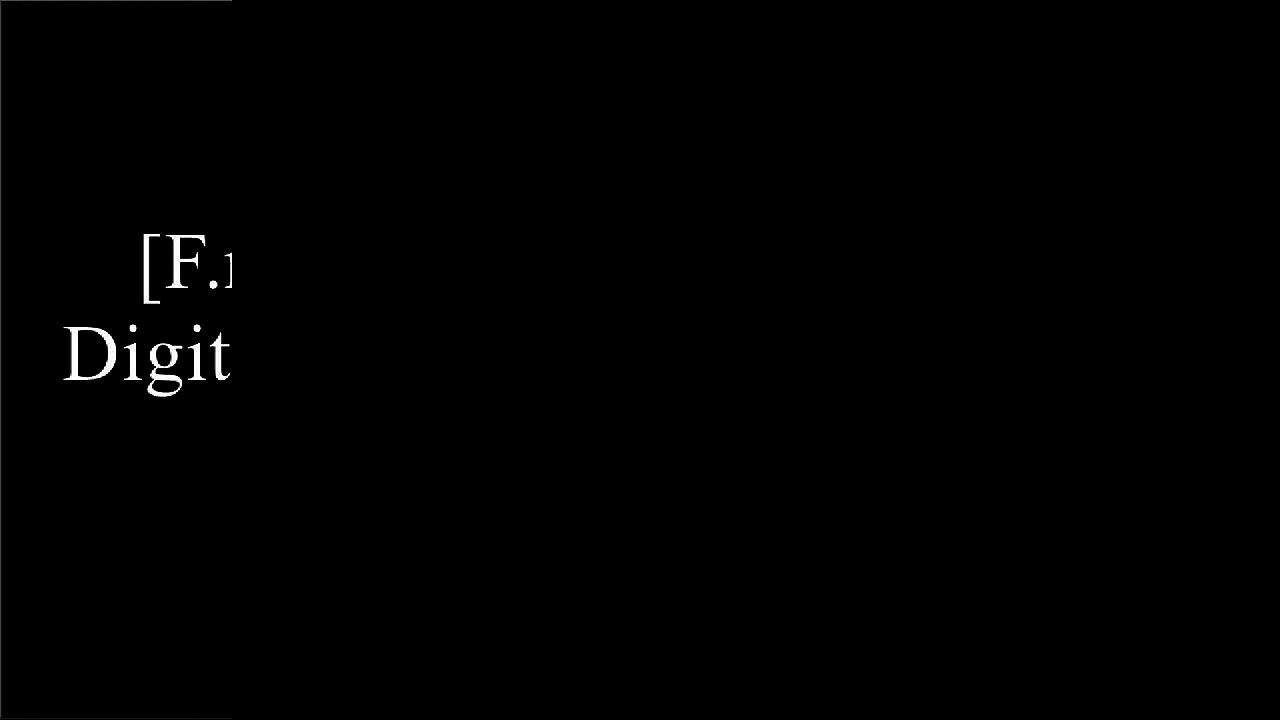 [7lfvX [F r e e R e a d D o w n l o a d]] Digital Fundamentals (9th  Edition) by Thomas L  FloydRoger L  TokheimBrian W  KernighanDavid L   ProwseDavid M  Buchla P D F