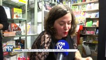 """Quand François Hollande devient """"la muse"""" de Louison dans sa BD """"Cher François"""""""