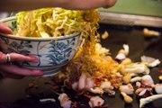 Learn about this Japanese street-cuisine invented by war-time kids