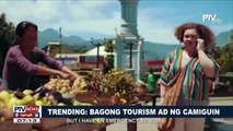 TRENDING   Bagong tourism ad ng Camiguin