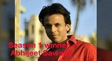 Indian Idol All Winners Till Season 9 - Indian Idol Indian Singing Reality  Show