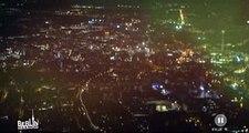 Eiskalte Realität  Berlin Tag und Nacht