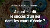 Tamagotchi, «hand spinner», Beyblade... à quoi est dû le succès d'un jeu de cour d'école ?