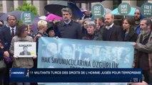 Turquie: 11 militants des droits de l'Homme jugés pour terrorisme