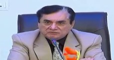 NAB Chairman Javed Iqbal Address Meeting In Office