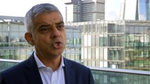 Sadiq Khan: London needs permanent anti-terror barriers