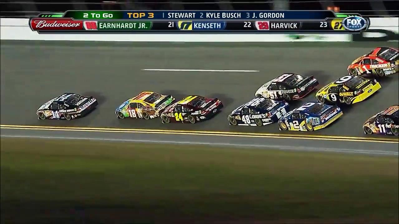 NASCAR Crashes accident