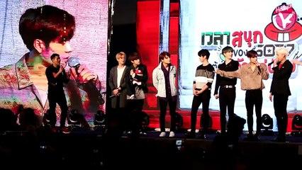 [HALLYU K] GOT7 - 2017 TKN New Presenter | Thailand