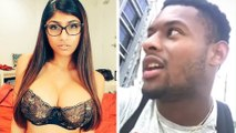 """Porn Star Mia Khalifa Gets CURVED by Steelers Rookie JuJu Smith-Schuster: """"I'm Young, Not Stupid!"""""""