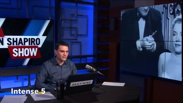 """I've Met Him"" Ben Shapiro Just Slam-Dunked The Harvey Weinstein Argument"