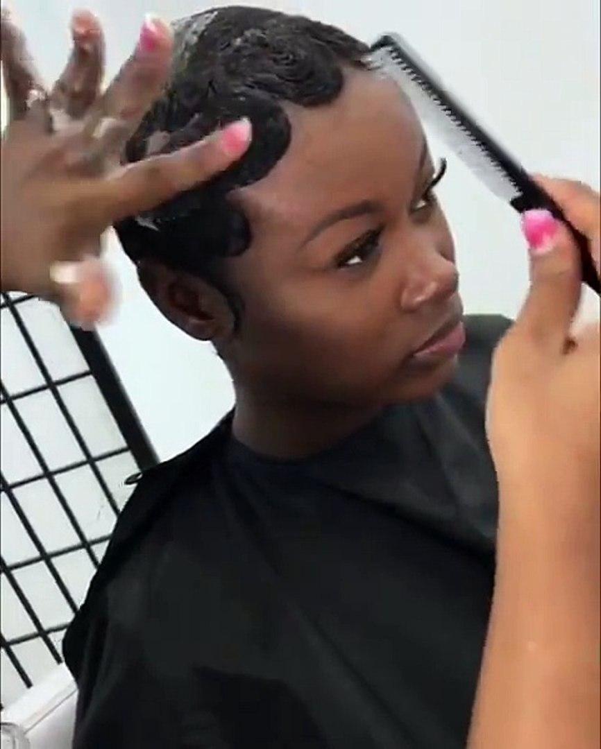 Short Hair Styling