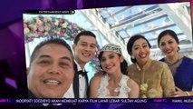 Indah Permatasari Klarifikasi Tentang Foto Pernikahannya dengan Herjunot Ali