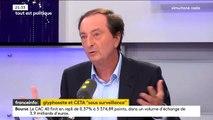 """Tout est politique. Ratification du CETA : """"Si on se replie, on ne vendra rien"""", assure Michel-Édouard Leclerc"""