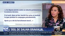 L'oeil de Salhia Brakhlia : Les députés rappelés à l'ordre en matière de harcèlement sexuel !