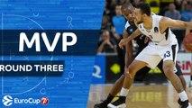 7DAYS EuroCup Regular Season, Round 3 MVP: Nigel Williams-Goss, Partizan Nis Belgrade