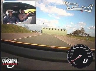 Votre video de stage de pilotage  B061211017PS0025