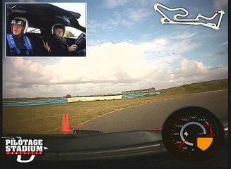 Votre video de stage de pilotage  B061221017PS0030