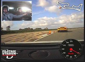 Votre video de stage de pilotage  B061221017PS0037